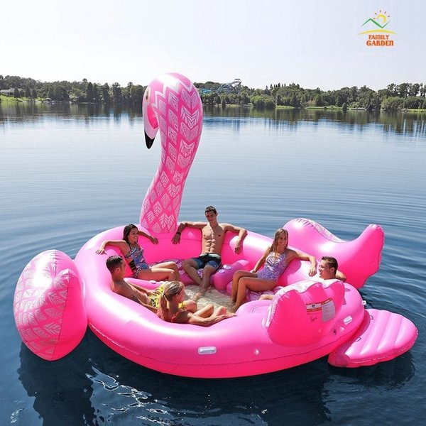 6-Person-Inflatable-Giant-Pink-Flamingo-