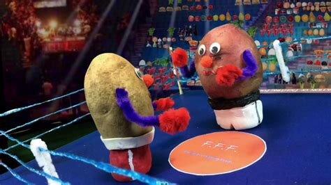 Food Fight: Potato vs Potato - YouTube