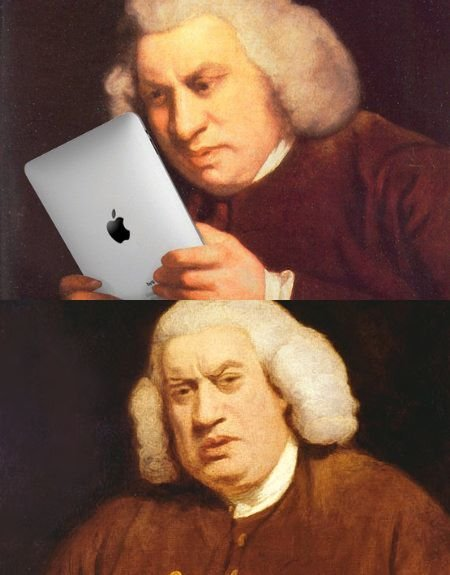 Image result for samuel johnson meme