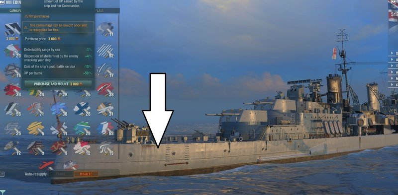 Bug Reports - Archive - World of Warships official forum