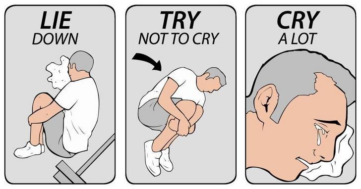 """Résultat de recherche d'images pour """"try not to cry cry a lot"""""""