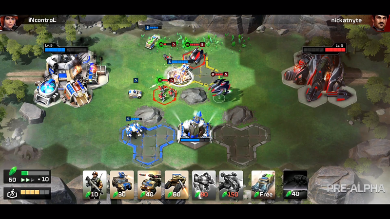 Image result for command & conquer mobile