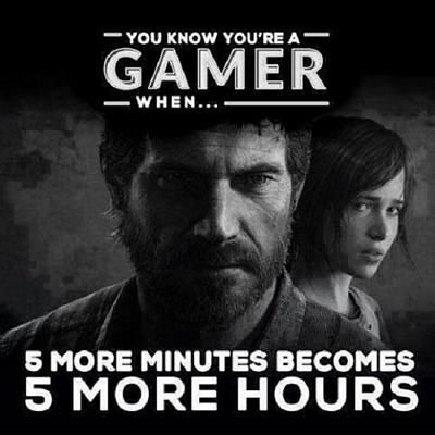 Just one more turn!   Funny games, Gamer quotes, Funny gaming memes
