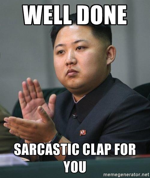 ÎÏÎ¿ÏέλεÏμα εικÏÎ½Î±Ï Î³Î¹Î± well done meme clapping