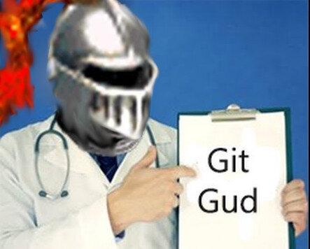 Dark Souls worthy of git-gud prescription? I disagree, here is a ...