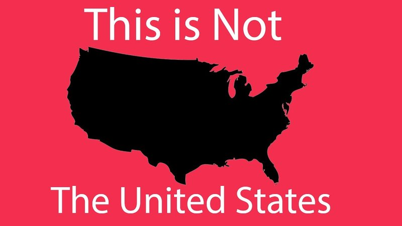Image result for This is not the states