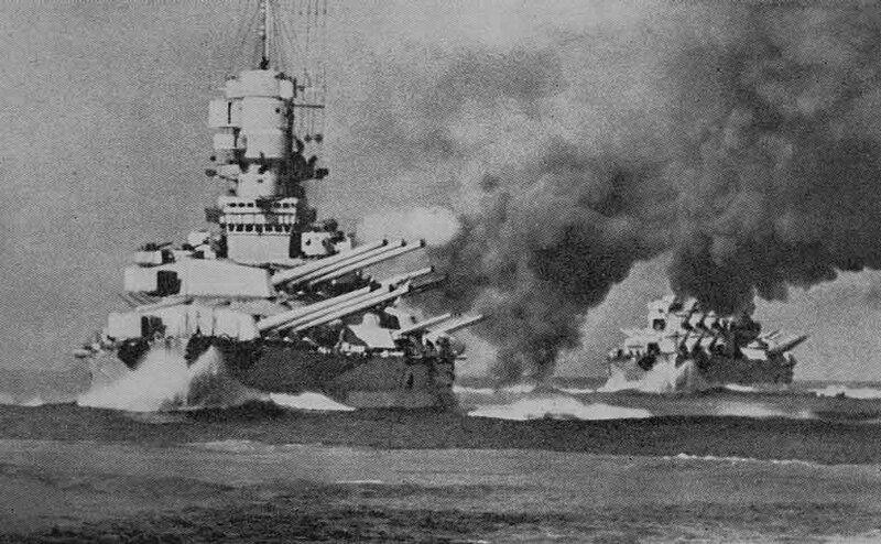 littorio-and-vittorio-italian-battleship