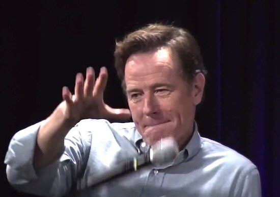 Comic Con Kid Gets Owned By Bryan Cranston! *mic drop* | NWB Trending