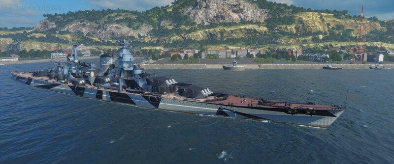 Znalezione obrazy dla zapytania world of warships kronshtadt