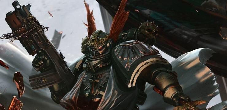 Image result for unforgiven warhammer 40k