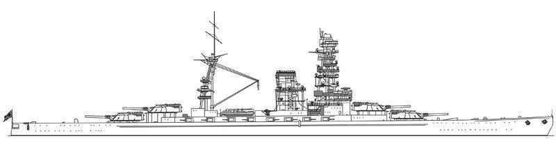 IJN_battleship_design_of_Project-13_clas