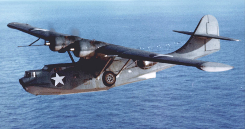 Consolidated_PBY-5A_Catalina_in_flight_(