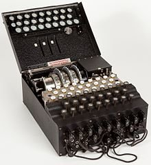 Image result for enigma machine
