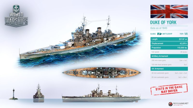 New Ships! - News Archive - World of Warships official forum