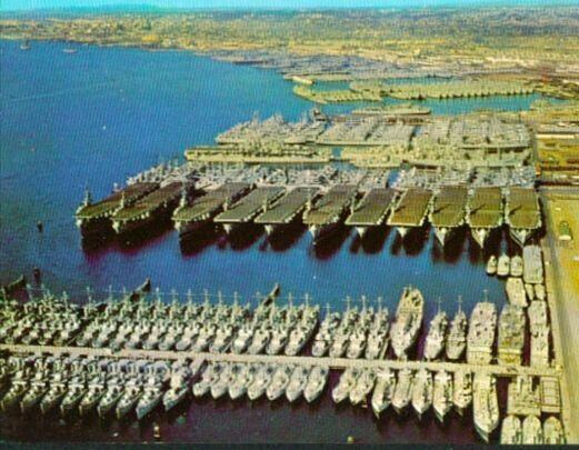Mothballing the US Navy after WWII: pt.1 – wwiiafterwwii