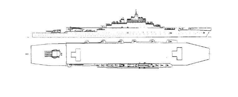 French Aircraft Carrier Never-Were Designs and Proposals   Secret Projects  Forum