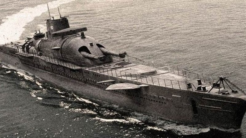 Image result for surcouf submarine
